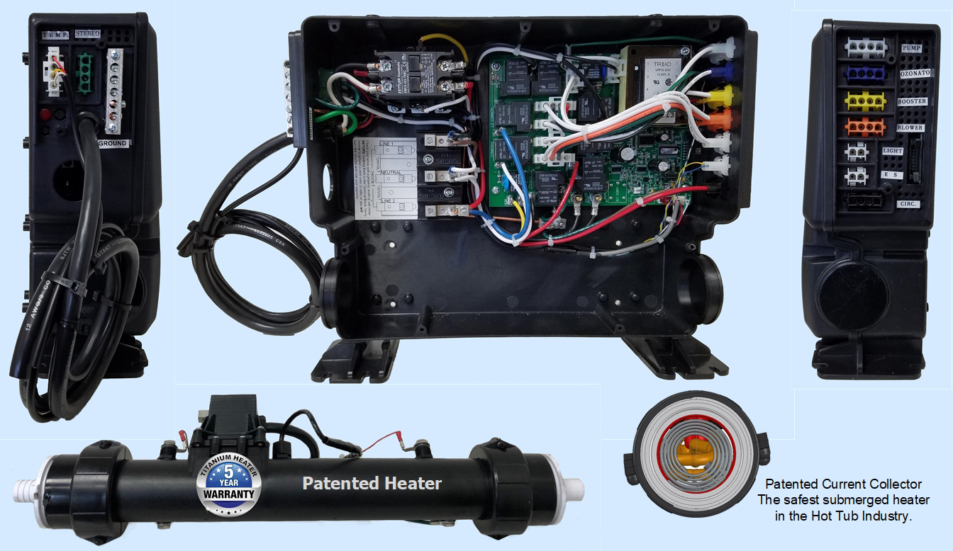 Prime Replacement Saratoga Spas Control For 299 95 Free Freight Mfg Wiring Digital Resources Remcakbiperorg